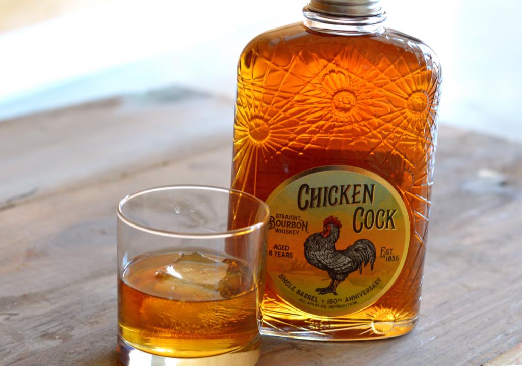 Chicken Cock 160th Anniversary Bourbon