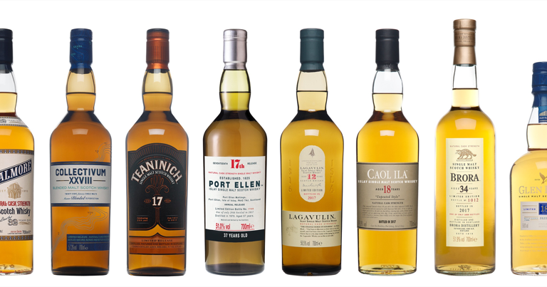 Rare Whisky Alert: Diageo Special Releases 2017 Are Coming