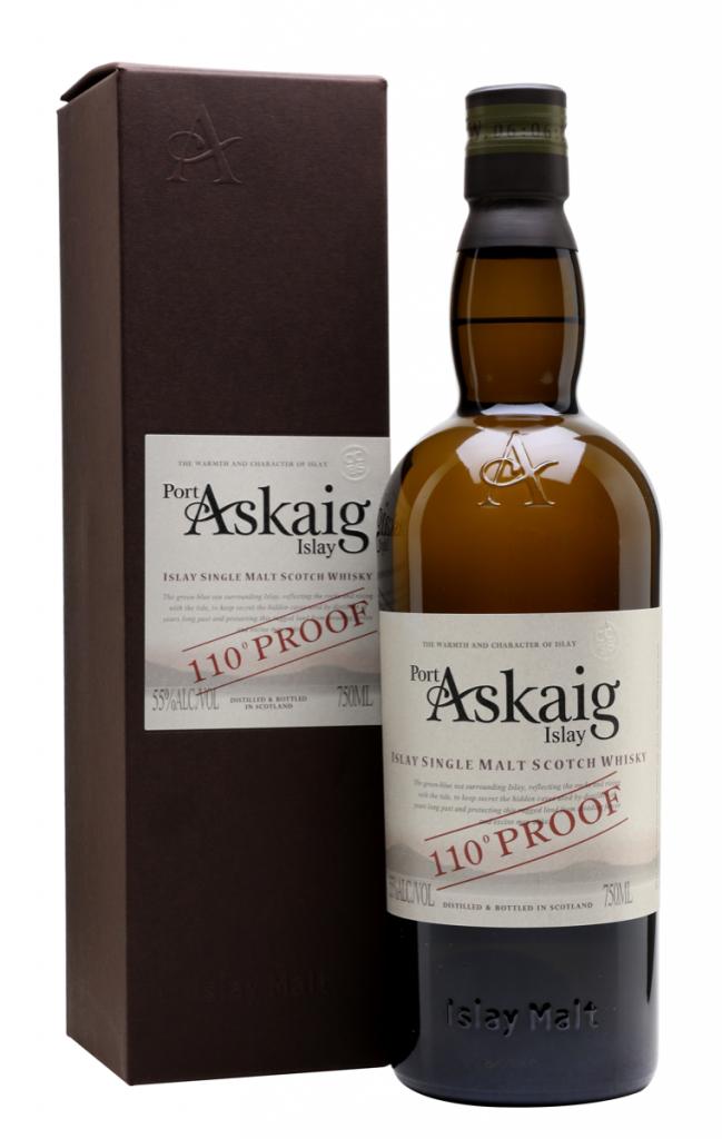 Port Askaig 110 Proof