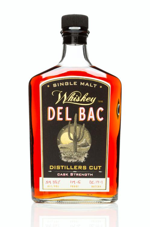 Whiskey Del Bac Distiller's Cut