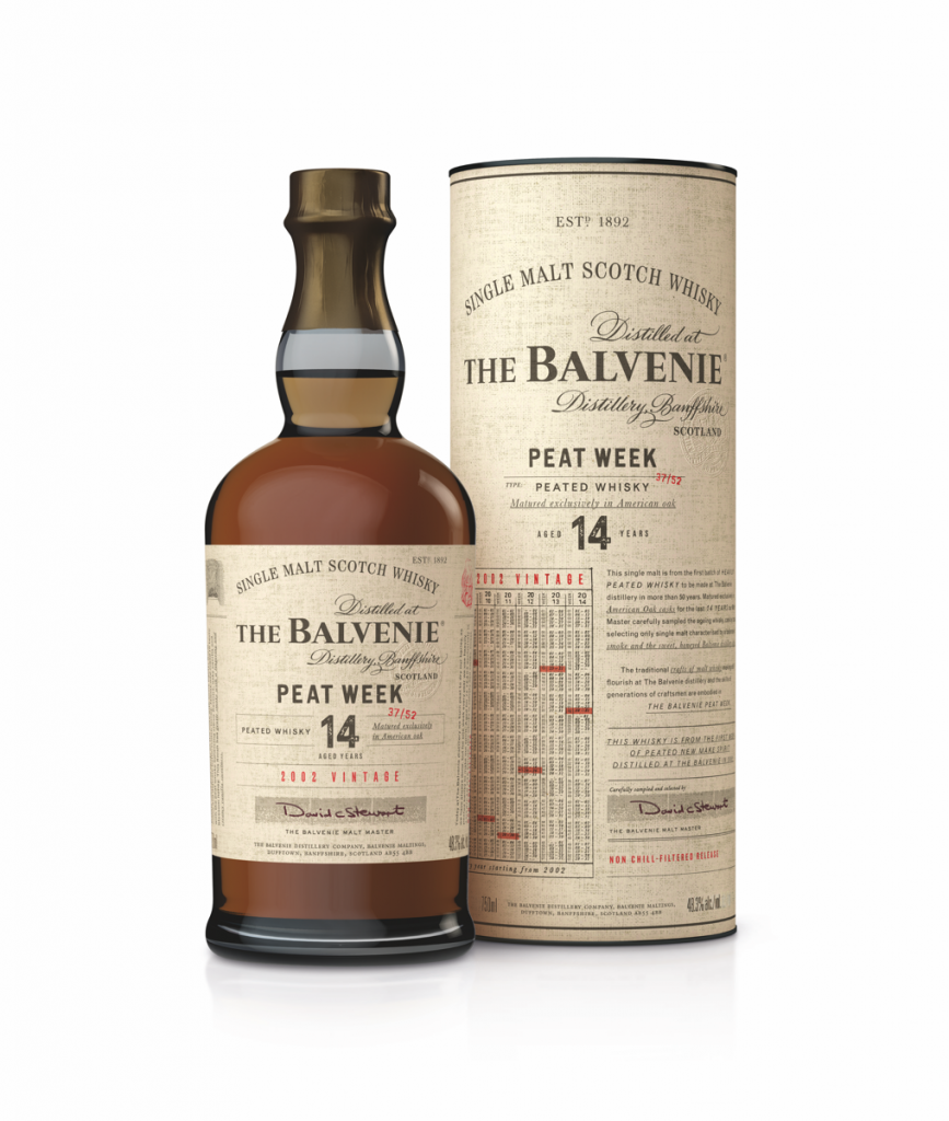 The Balvenie Peat Week Aged 14 Years (2002 Edition)