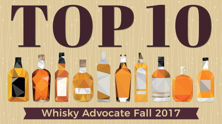 Top 10 Whiskies from the Fall 2017 Buying Guide