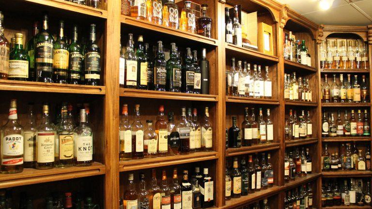Best Whisky Bars in Las Vegas