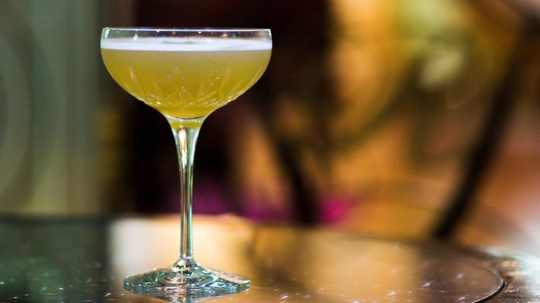Eastern Sour [Cocktail Recipe]