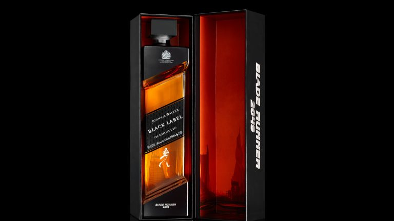 Johnnie Walker Blade Runner, Plus New Yamazaki, Dalmore, Dewar's & More Whisky