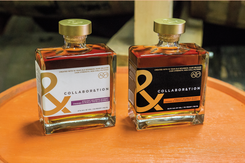 Collabor&tion Bourbons
