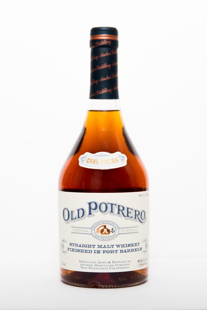 Old Potrero Straight Malt Whiskey Finished in Port Barrels