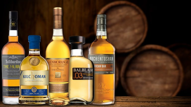 8 Bourbon Cask-Matured Scotches That Cost $100 or Less