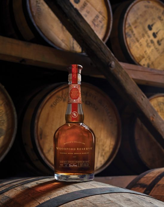 Woodford Reserve Master's Collection 2017 Cherry Wood Smoked Barley
