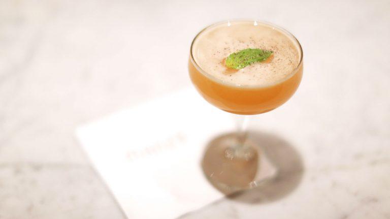 Manzo Derby [Cocktail Recipe]
