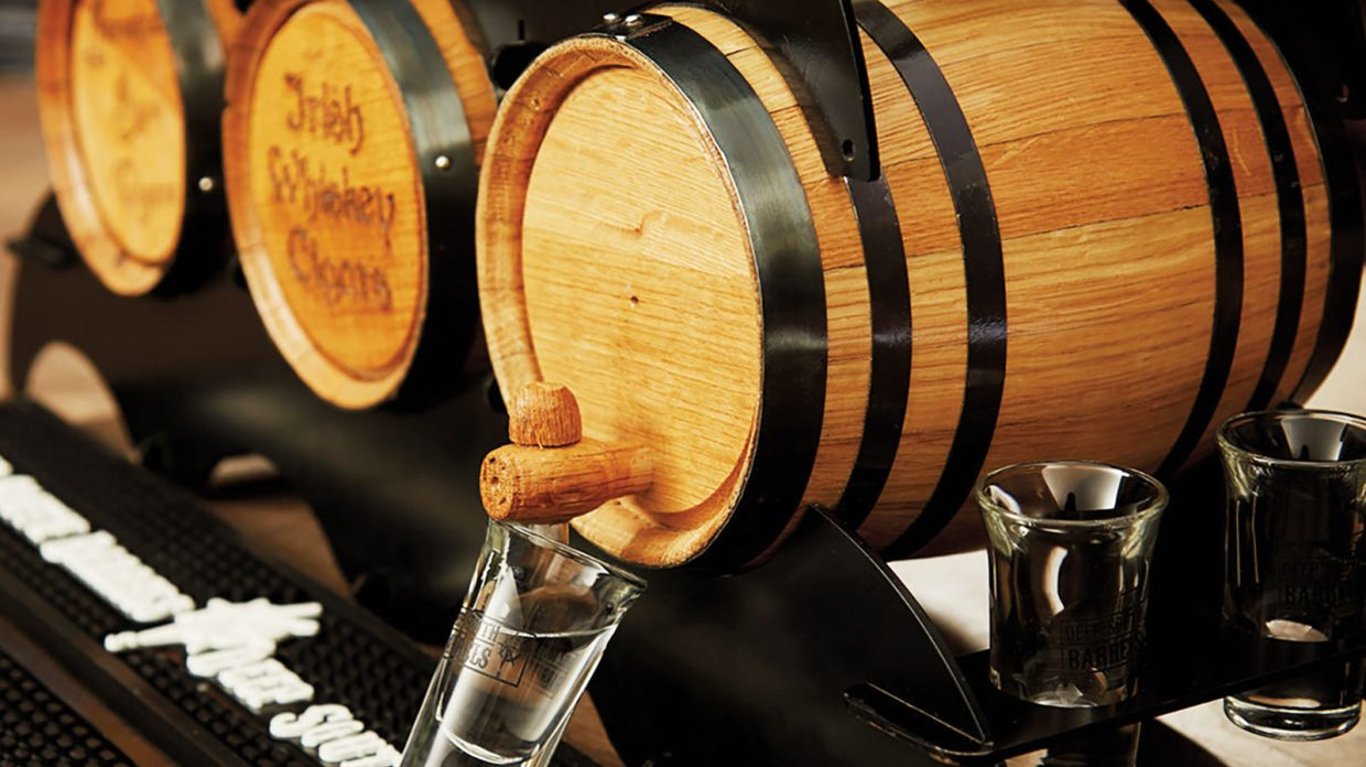 How To Use A Mini Barrel Whisky Advocate