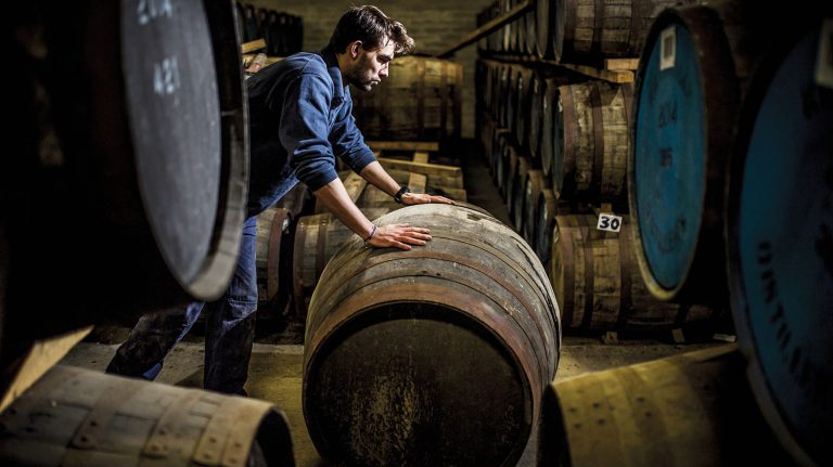 How Scotch Whisky Depends on Bourbon