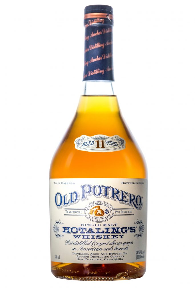 Old Potrero Hotaling's 11 Year Old Whiskey