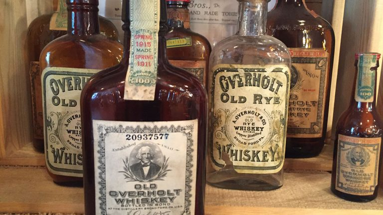 The True Story of Old Overholt Rye
