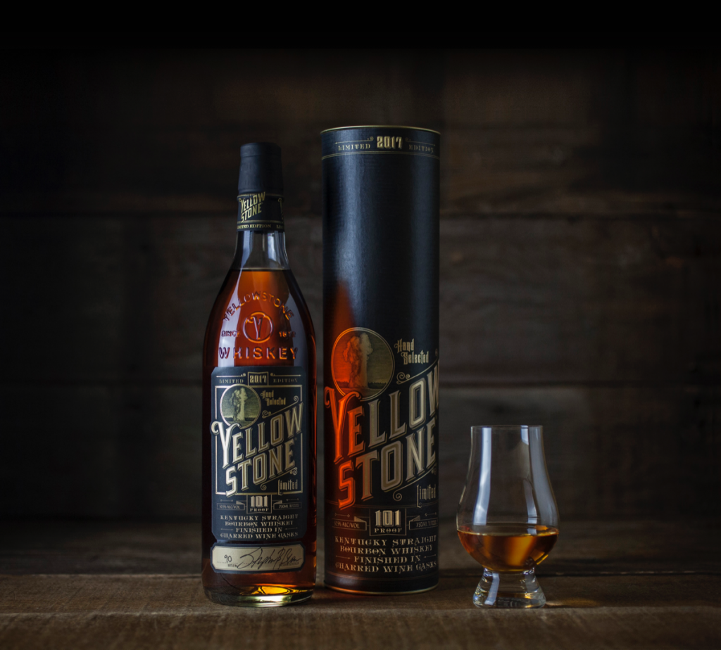Yellowstone Limited Edition Kentucky Straight Bourbon 2017 Release