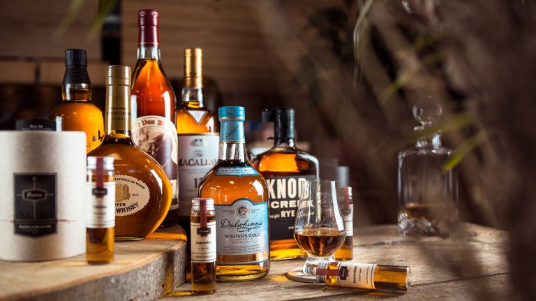 These Services Deliver Whisky Directly to Your Door