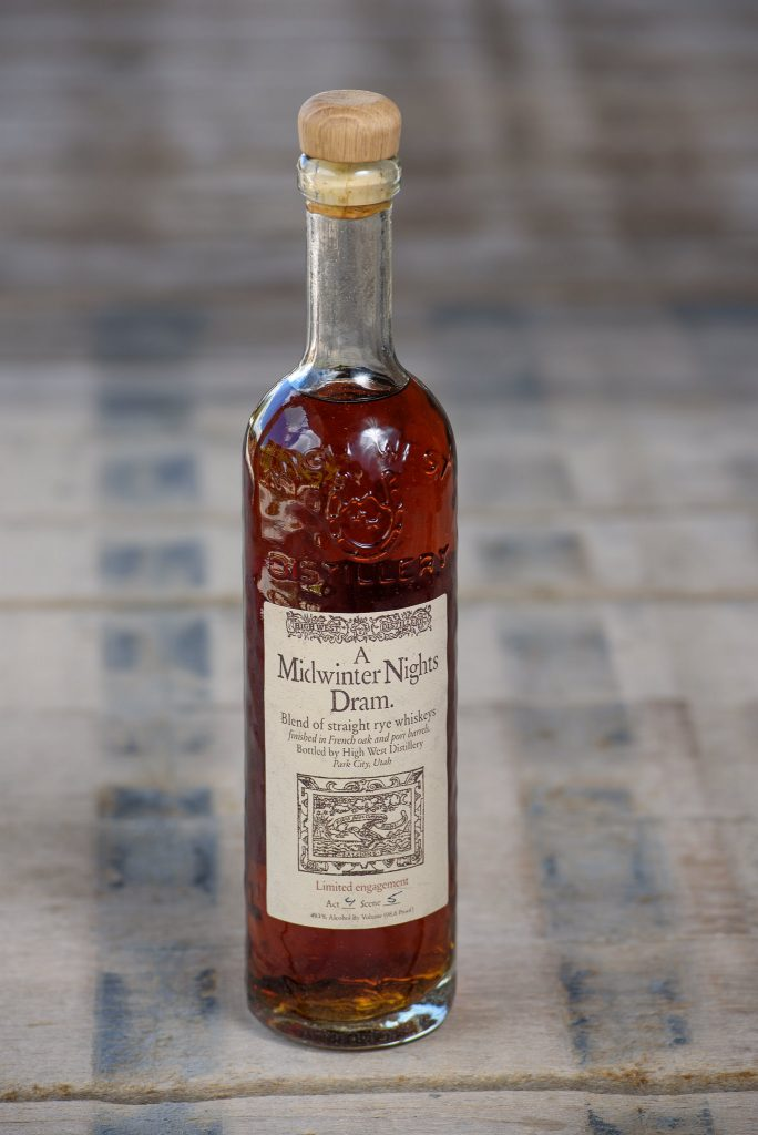 High West A Midwinter Night's Dram 2017 Act 5