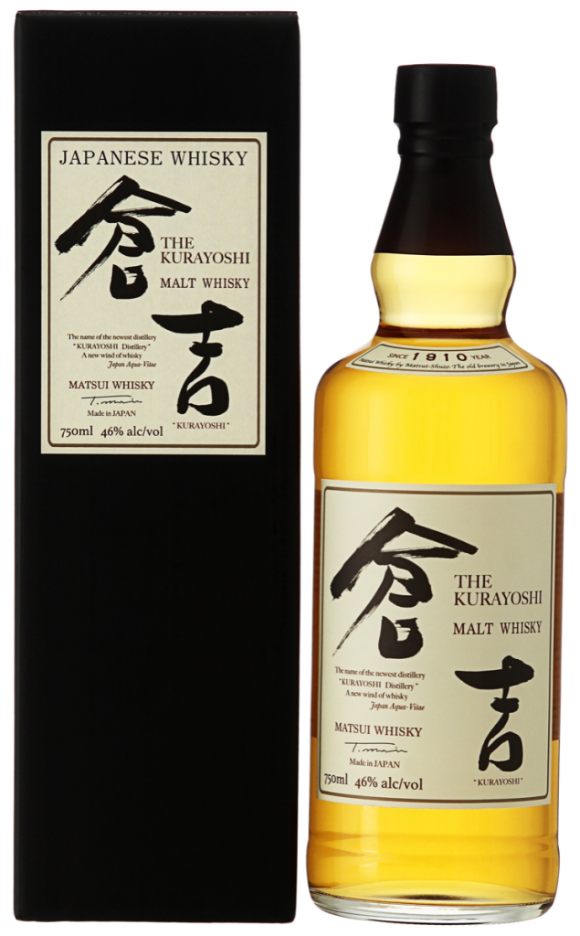 Kurayoshi Malt Whiskies
