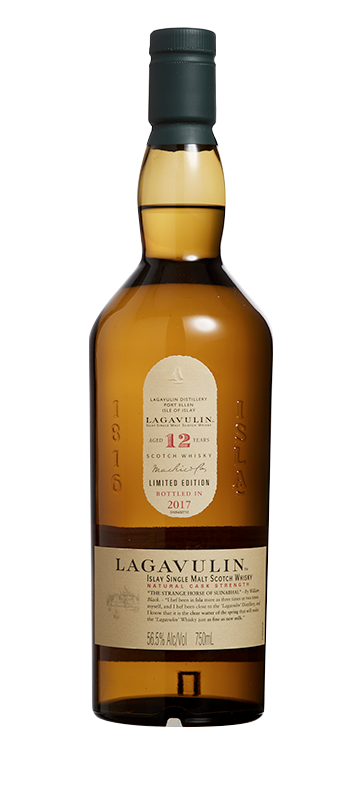 Lagavulin 12 year old (Diageo Special Releases 2017)