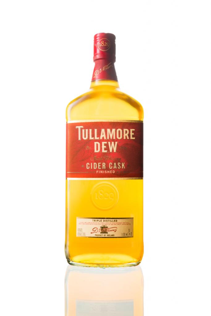 Tullamore D.E.W. Cider Cask