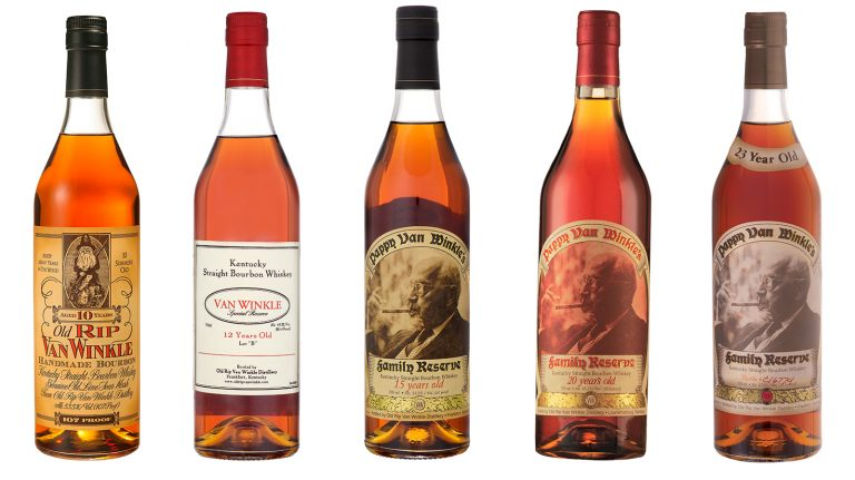 Pappy Van Winkle 2017 Release Starts This Month