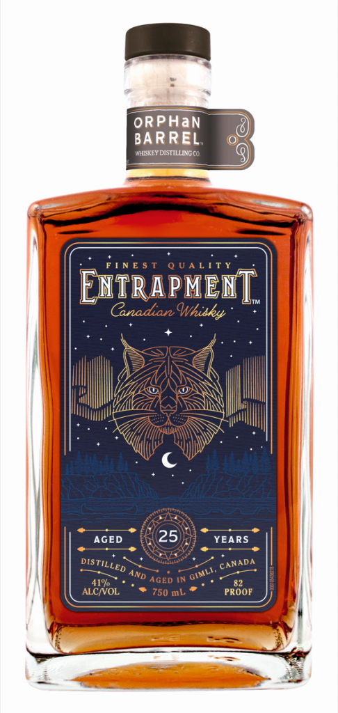 Orphan Barrel Entrapment