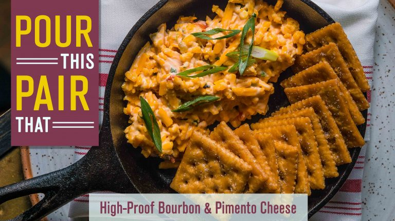 Pair This Pimento Cheese Dip With High-Proof Bourbon