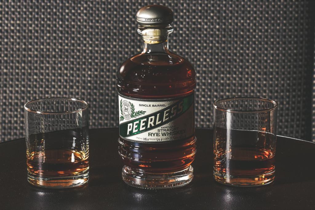 Peerless Single Barrel Straight Rye