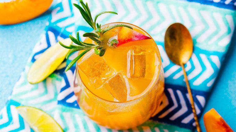 Rockaway Peach [Cocktail Recipe]