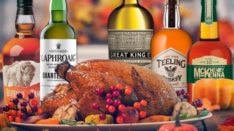 The Best Whiskies For Thanksgiving