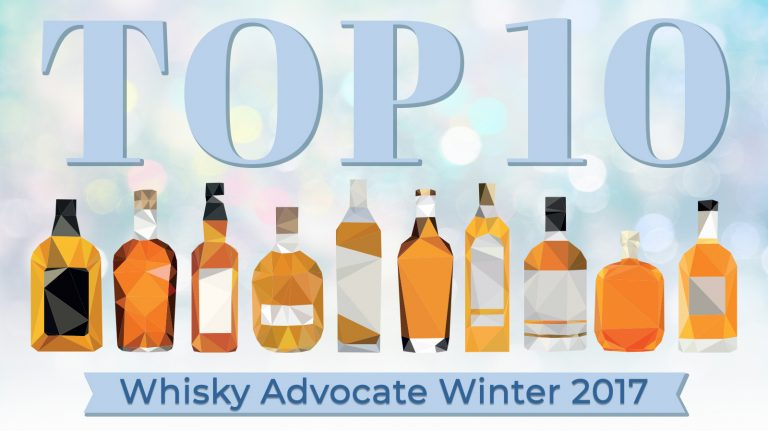 Top 10 Whiskies from the Winter 2017 Buying Guide