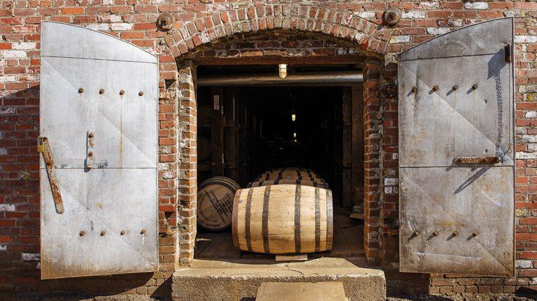 Kentucky Bourbon Makes a Comeback