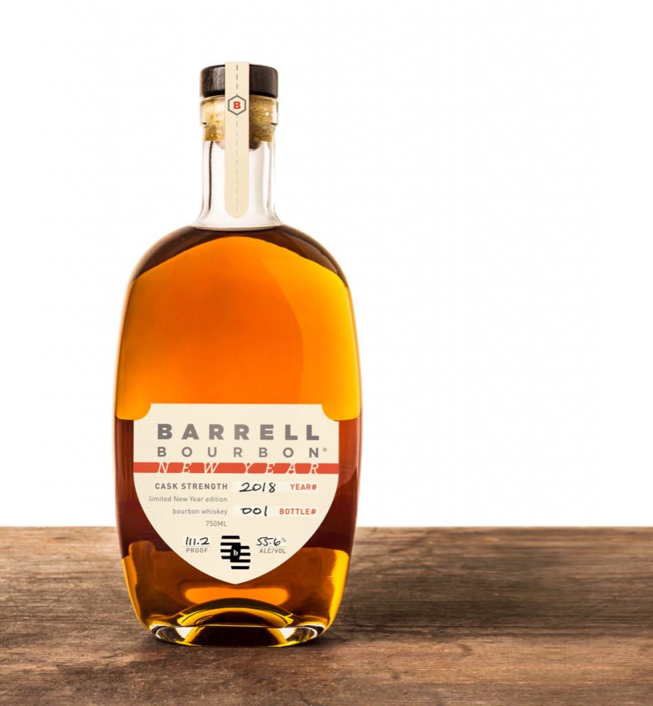 Barrell 2018 New Year Bourbon