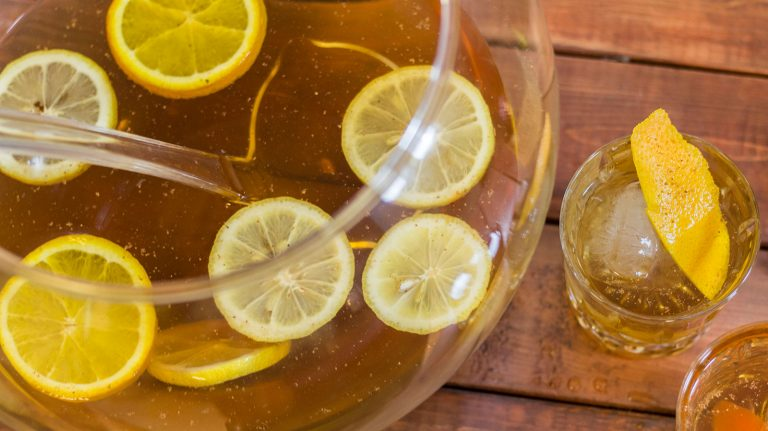 5 Whisky Punch Recipes for Holiday Parties