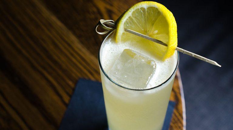 Pechey Keen [Cocktail Recipe]