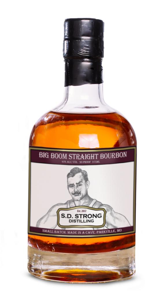 Big Boom Straight Bourbon