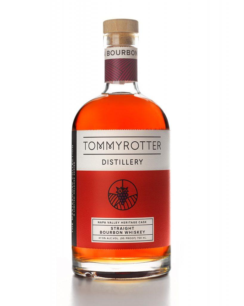 Tommyrotter Napa Valley Heritage Cask Bourbon