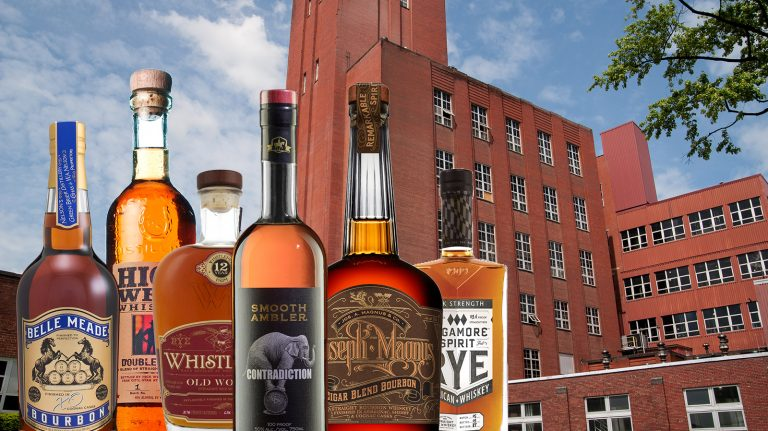 How Can Different Craft Whiskeys Come From One Big Distillery?