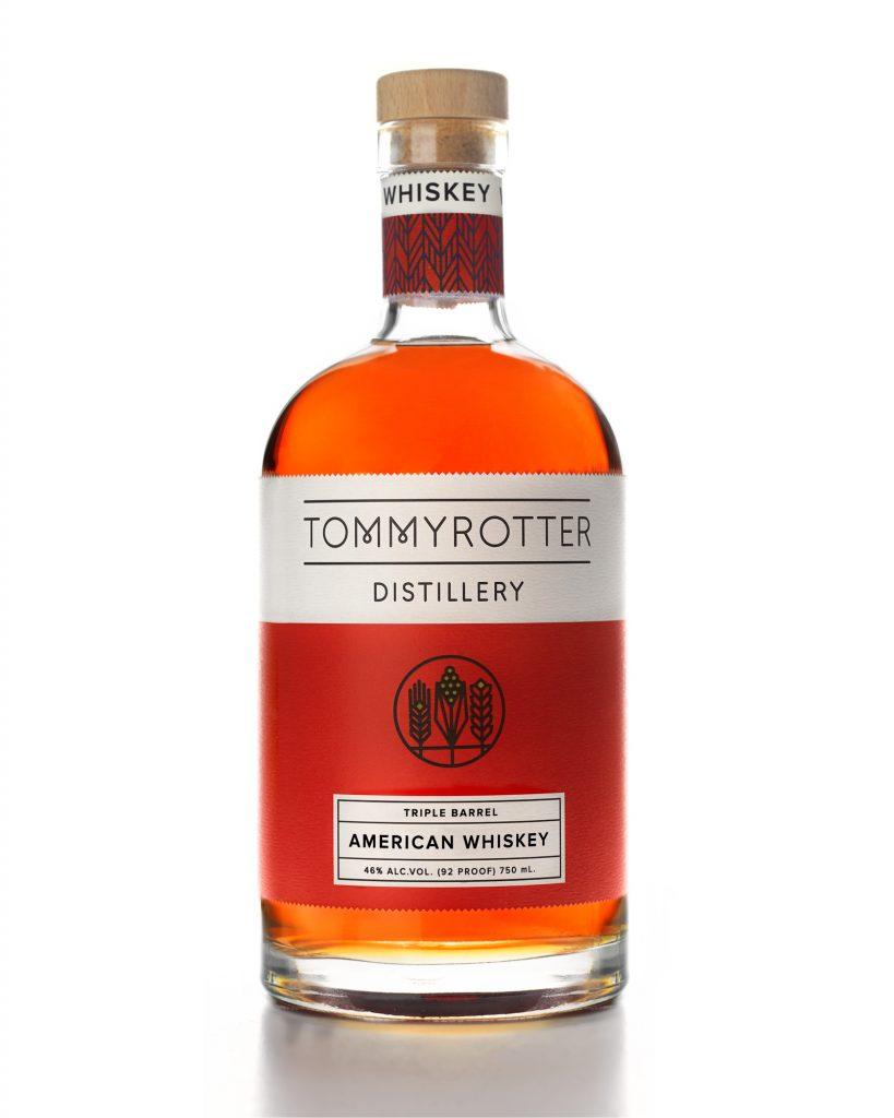 Tommyrotter Triple Barrel American Whiskey