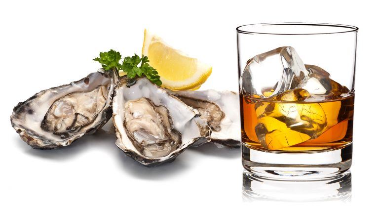 How to Pair Whisky and Oysters