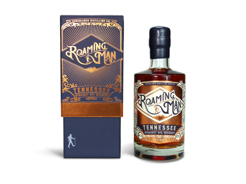 Roaming Man Tennessee Straight Rye 4th Release