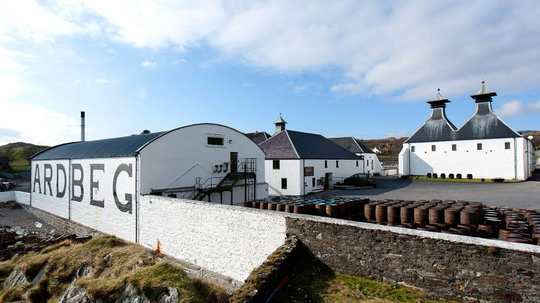 Glenmorangie and Ardbeg Distilleries Are Expanding