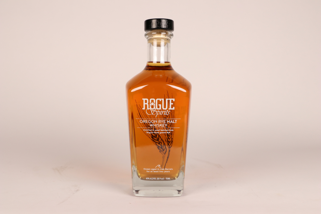 Rogue Oregon Rye Malt Whiskey