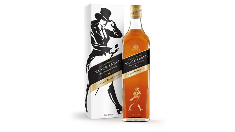Johnnie Walker Aims To Make Strides Toward Gender Equality
