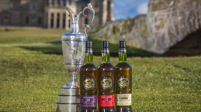 Loch Lomond Whisky Pairs Up With Golf's Most Famous Tournament