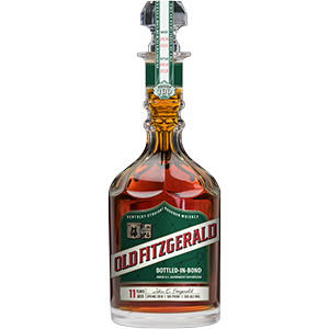 Old Fitzgerald 11 year old Bottled in Bond