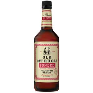 Old Overholt Bonded Straight Rye