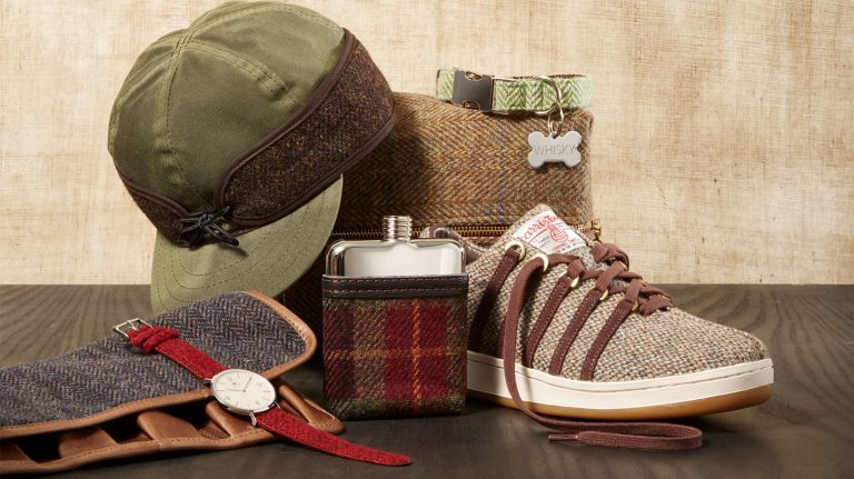7 Tweed Accessories Perfect For Scotch Lovers