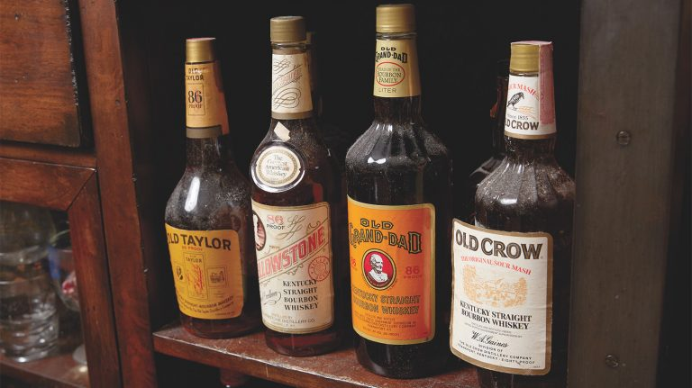 One Expert Whiskey Hunter Says These Are the Best Old Bottles to Track Down