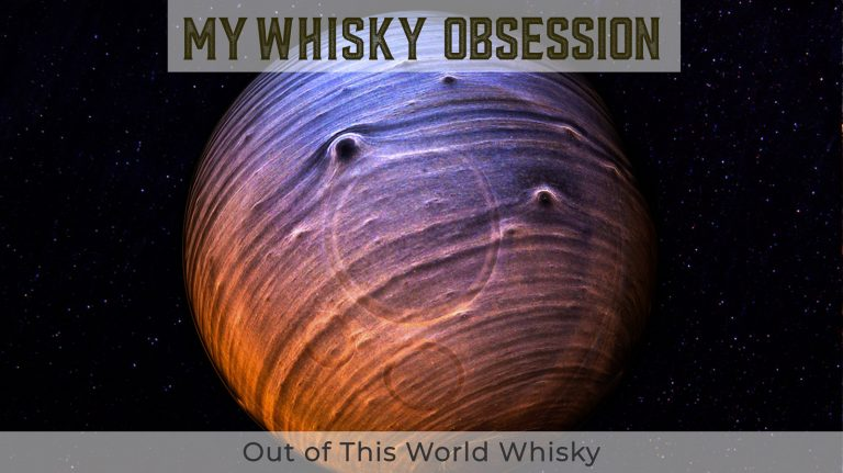 Discovering New Whisky Worlds at the End of Every Dram